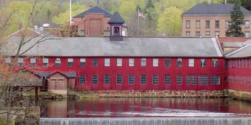 Collins Axe Factory bbuilding