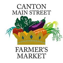 Logo of Canton Main Street Famer's Market