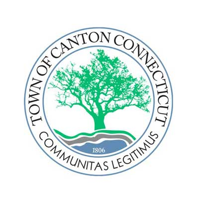 Town Seal of Canton, CT