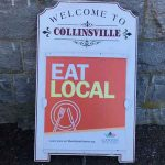 picture of Eat Local sign