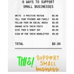 picture of receipt